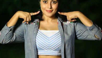 Photo of Actress Shamna Kasim | Poorna Latest Photos