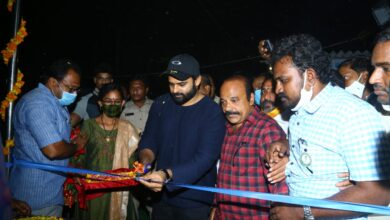 Photo of Supreme Hero SaiDharamTej inaugurated the new building of Amma Prema Adarana Old Age Home in Vijayawada which was funded by him
