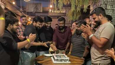 Photo of VasanthaKokila Movie Team calls it a wrap today Happy wrapping on SuperStar Rajinikanth Birthday