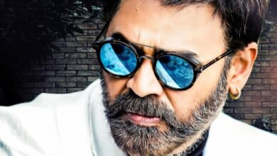 Photo of Victory Venkatesh thrills everyone with his New Uber Cool Stylish Look