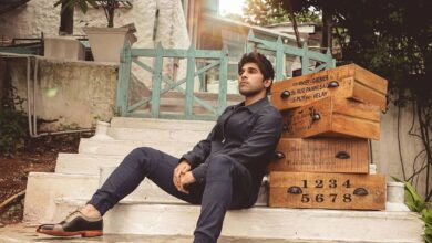 Photo of Actor Allu Sirish Latest Pics