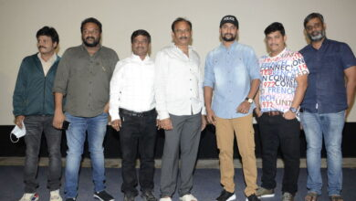 Photo of Alludu Adhurs Movie Trailer Launch