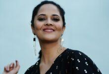 Photo of Actress Anasuya Bharadwaj Latest Photos