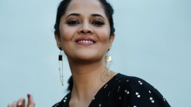 Photo of Actress Anasuya Bharadwaj Latest Photos