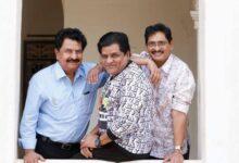 Photo of Director Acchireddy and KrishnaReddy joined the sets of AndharuBagundaaliAndhuloNenundaali