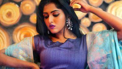 Photo of Actress Charishma Shreekhar Latest Photos