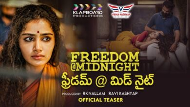 Photo of Freedom @ Midnight Teaser | Telugu Short Film | Anupama Parameswaran | RJ Shaan