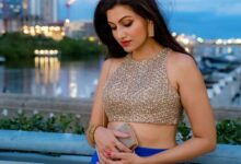 Photo of Actress Hamsa Nandini Latest Photos