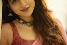 Photo of Actress Iswarya Menon Latest Photos