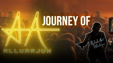 Photo of Journey of Stylish Star Allu Arjun | #AlluArjunRAPSong | A Thaman S Musical