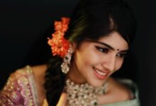 Photo of Actress Megha Akash Latest Photos
