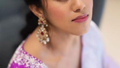 Photo of Actress Mirnaliniravi Latest Photos