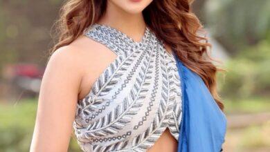 Photo of Actress Musskan Sethi Latest Photos