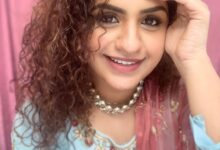 Photo of Actress Noorin Shereef Latest Photos