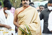 Photo of Pawan Kalyan visits Tirumala