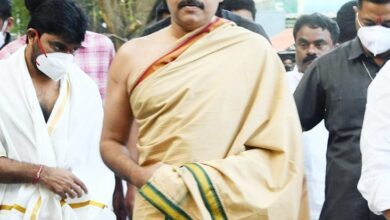 Photo of Pawan Kalyan visits Tirumala