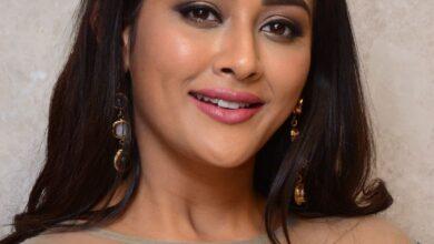 Photo of Pooja Jhaveri at Bangaru Bullodu Pre Release Event