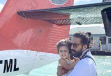 Photo of Pics from Rocking Star Yash's family holiday at Maldives