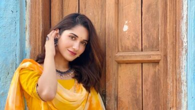 Photo of Actress Ruhani Sharma Latest Photos