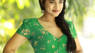 Photo of Actress Siddhi Idnani Latest Photos