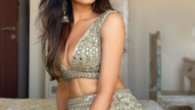 Photo of Actress Sonal Chauhan Latest Photos