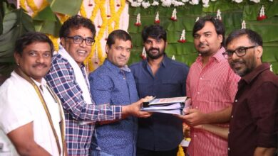 Photo of Sreevishnu new movie started today with a formal Pooja Directed by PradeepVarmaAlluri