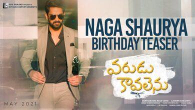 Photo of Happy Birthday Naga Shaurya – Varudu Kaavalenu Team | Ritu Varma | Lakshmi Sowjanya
