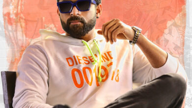 Photo of Mega Prince Varun Tej Birthday wishes poster from team F3