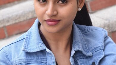 Photo of Actress Naveena Reddy Latest Photos