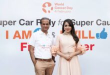 Photo of Cancer Awareness Super Car Rally by Apollo Cancer Institutes & Cure Foundation #Catherine Tresa