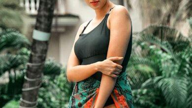 Photo of Actress Hamsa Nandini Latest Photos