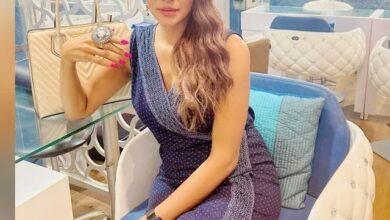Photo of Actress Lahari Shari Latest Photos