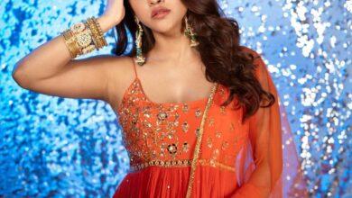 Photo of Actress Nabha Natesh Latest Photos