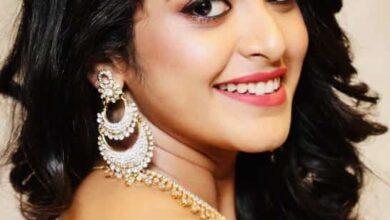 Photo of Actress Nakshatra Latest Photos