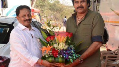 Photo of Powerstar Pawankalyan Garu Conveyed his Wishes to Producer AMRatnam