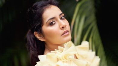 Photo of Actress Raashi Khanna Latest Photos