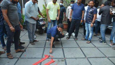 Photo of రంగ్ దే'ను ఆదరిస్తున్న ప్రేక్షకులందరికీ థాంక్స్.. ఈ బ్యానర్లో హ్యాట్రిక్ రావడం హ్యాపీ