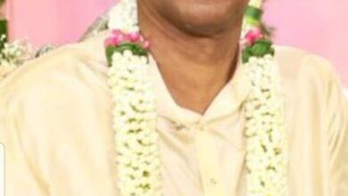 Photo of నిర్మాత శ్రీధర్ రెడ్డి నిన్న రాత్రి అనారోగ్యం తో మరణించారు.