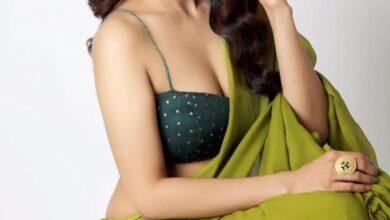 Photo of Malavika Sharma hot pics.