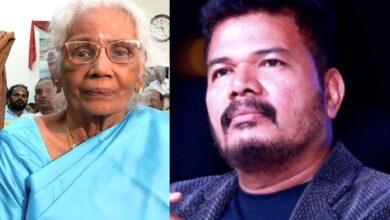 Photo of డైరెక్టర్ శంకర్ కి మాతృ వియోగం.