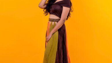 Photo of DiviVadthya latest pics