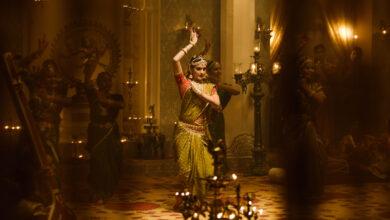 Photo of హరిహర వీరమల్లు లో 'పంచమి' గా  నిధి అగర్వాల్.